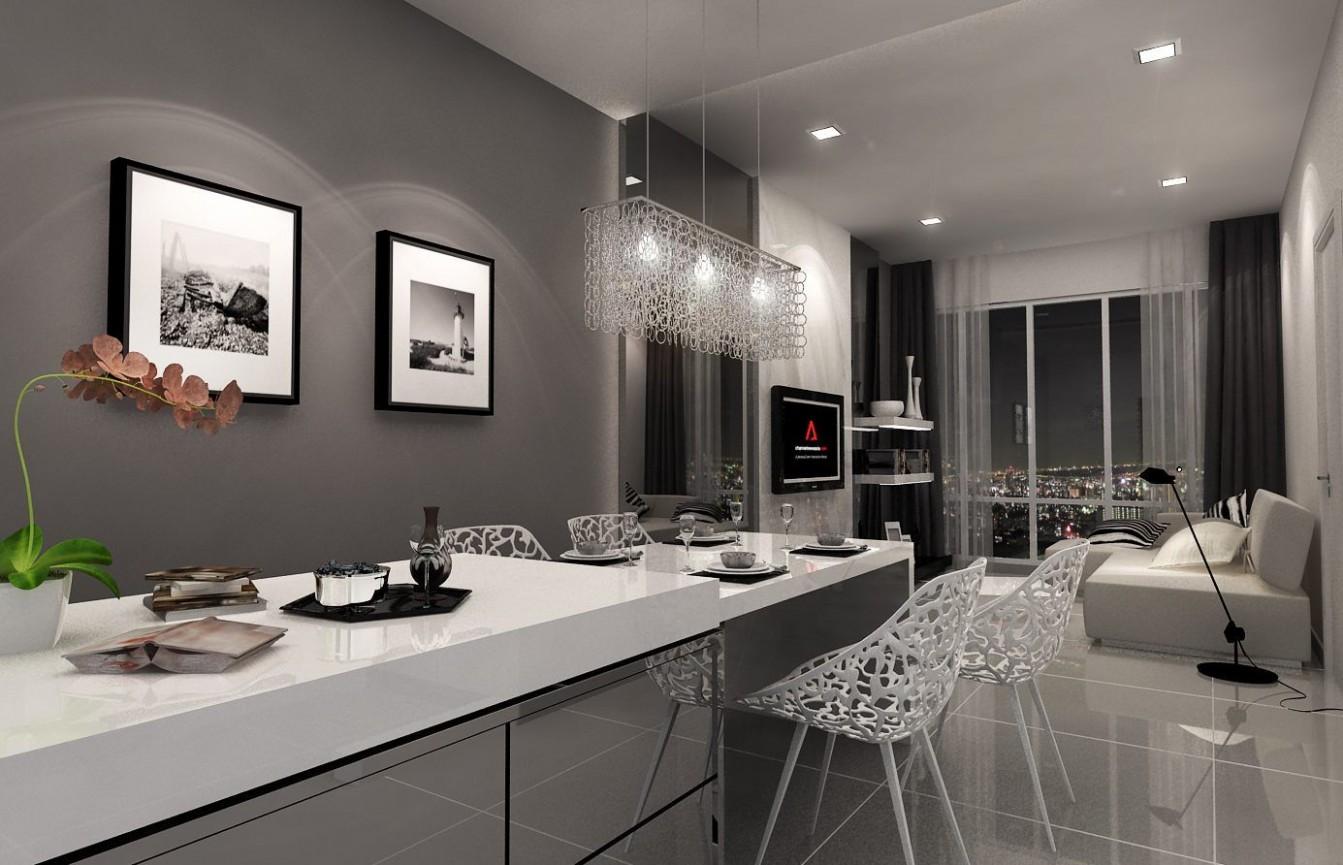 8 Home Makeover Ideas Found In Malaysia  Small apartment  - Apartment Design Malaysia