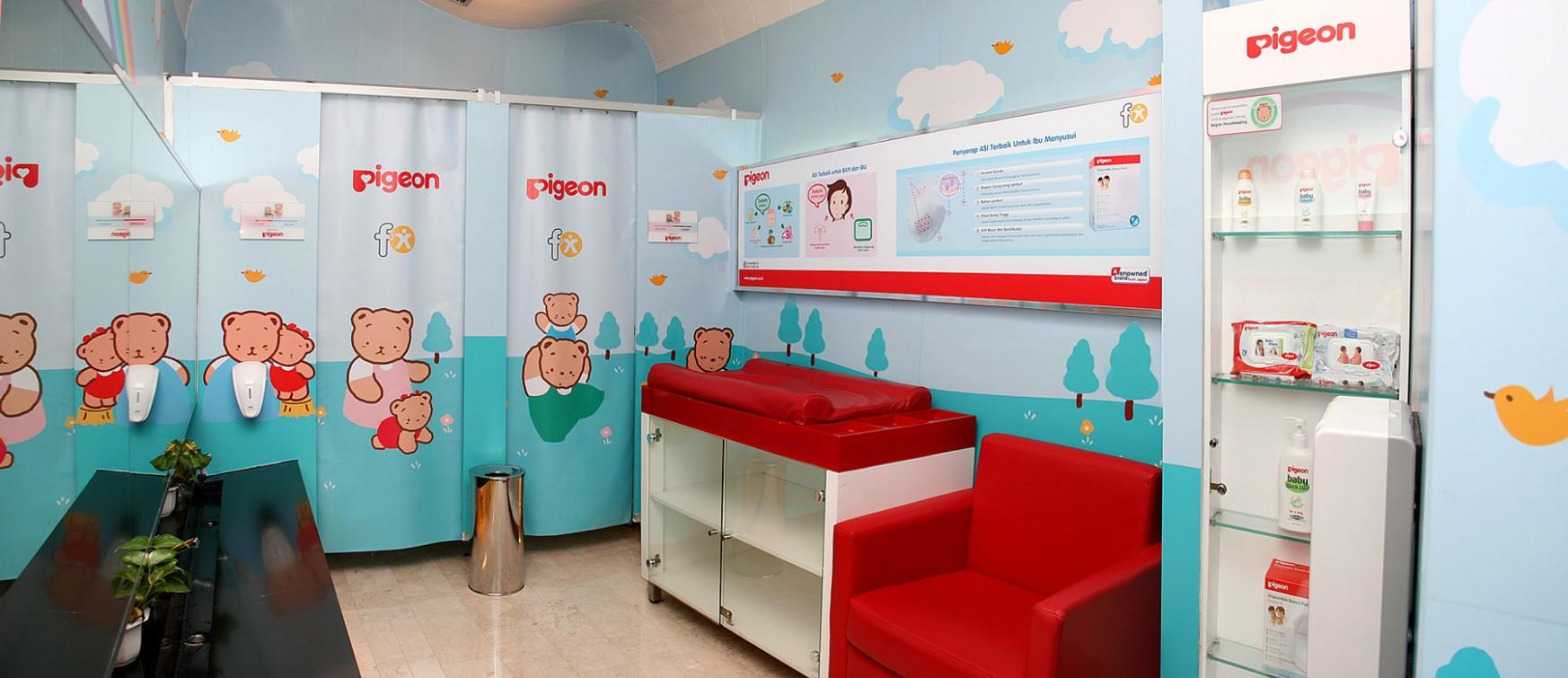8 Ruang Menyusui Nyaman di Mall  Smartmama - Baby Room Gandaria City