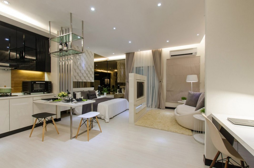 8 Small Apartment Interior Designs in Malaysia  Recommend