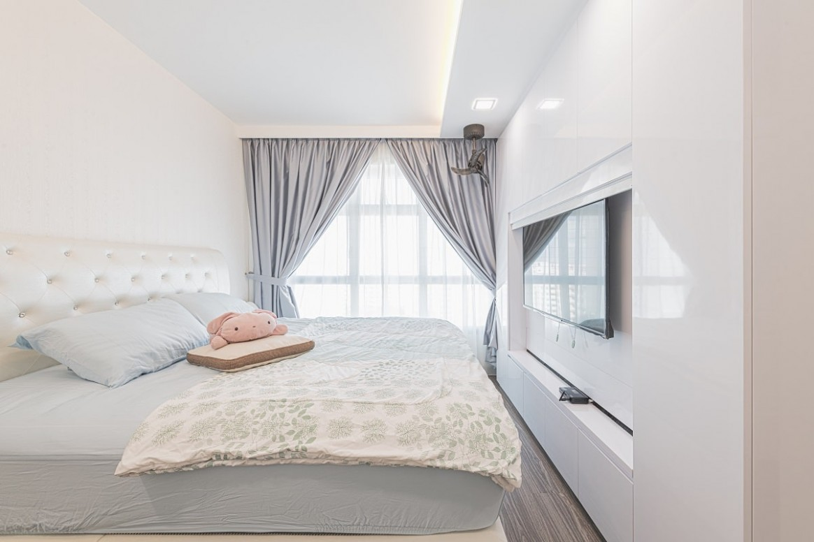 8 Small Bedroom Ideas For Every Home In Singapore - Bedroom Ideas Singapore