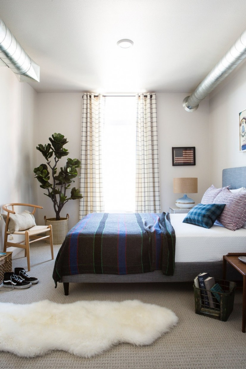 8 Small Bedroom Ideas to Make the Most of Your Space  - Small Bedroom Ideas Queen Bed