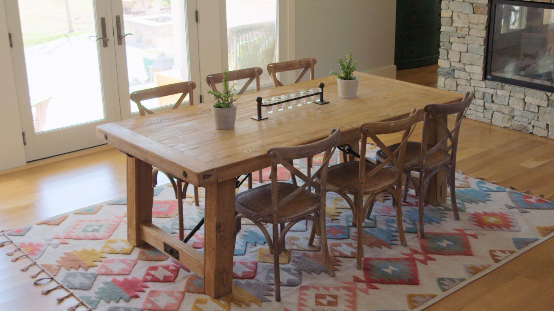 8X8 DINING ROOM DESIGN  Dining room rug, Oak dining table, Rugs  - 12 X 12 Dining Room Ideas