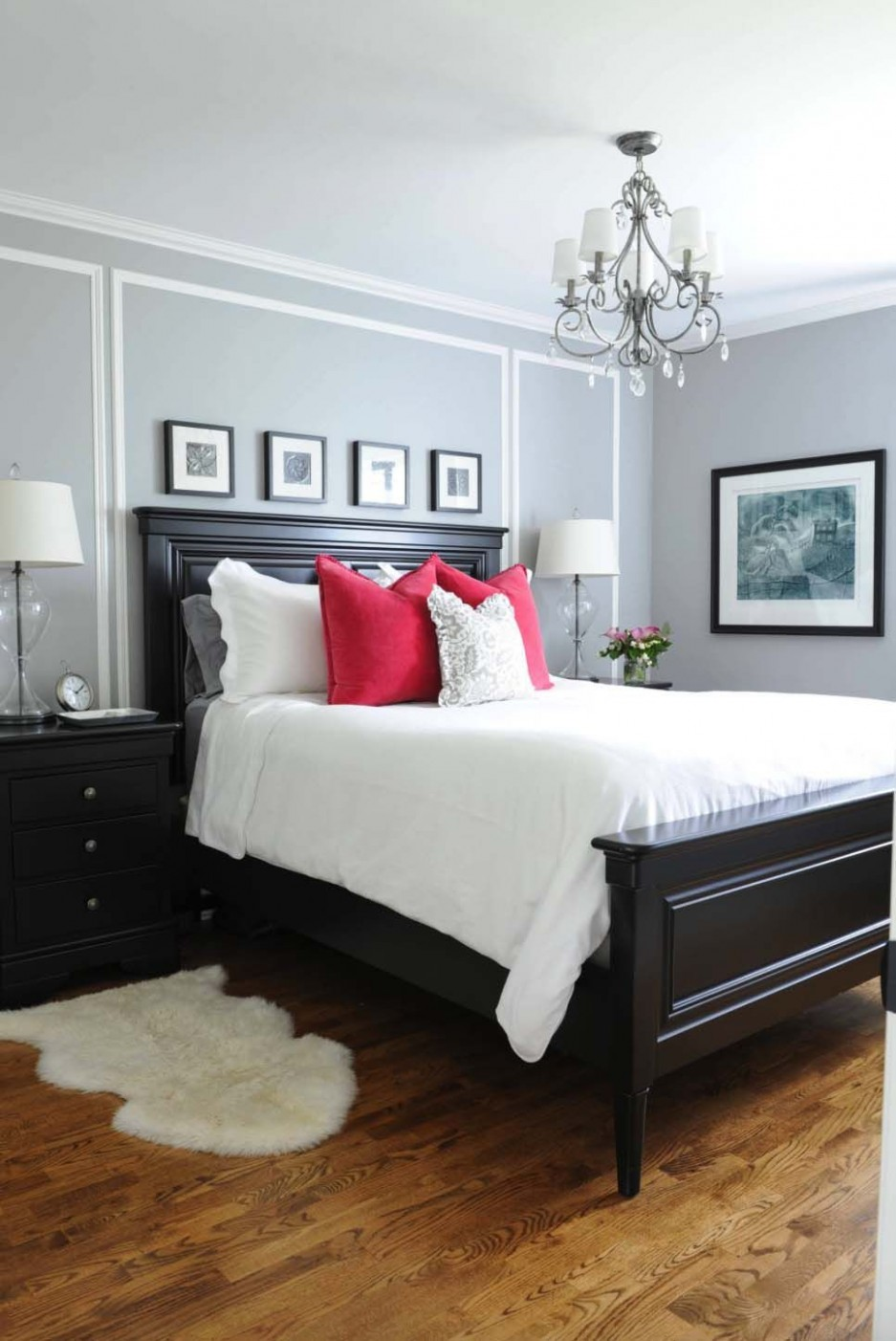 9 Absolutely stunning master bedroom color scheme ideas  Master  - Bedroom Ideas With Dark Furniture