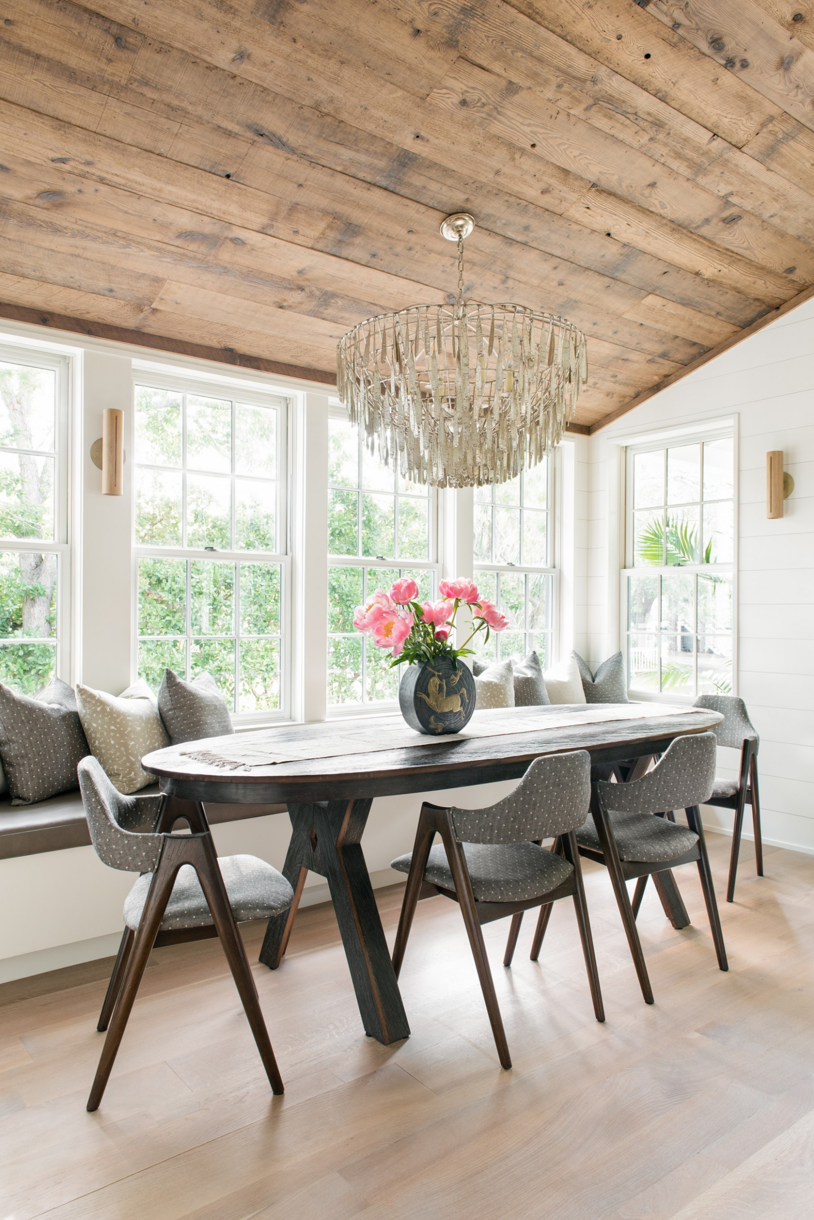 9 Beautiful Small Dining Room Pictures & Ideas  Houzz - Small Dining Room Ideas Houzz