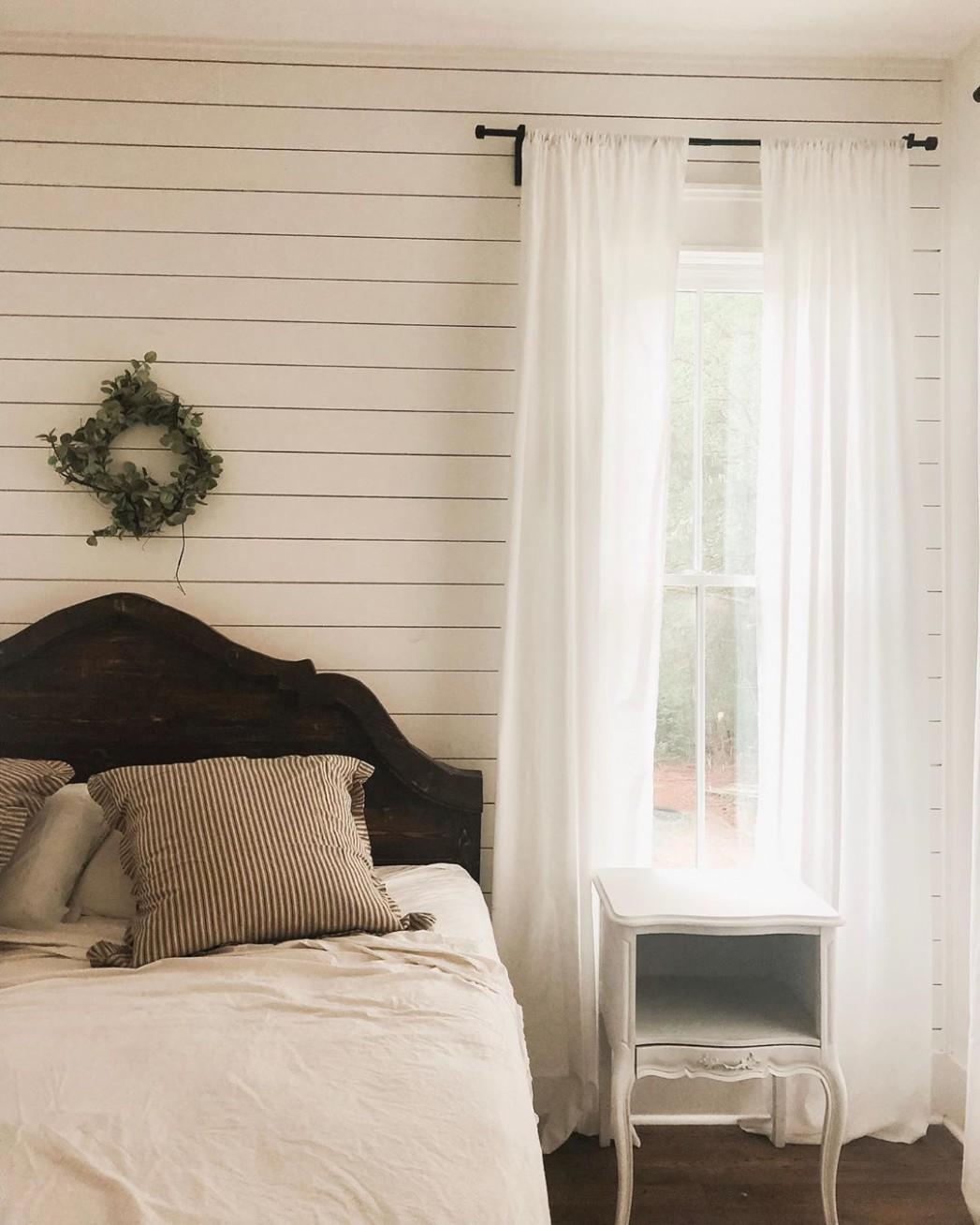9 Best Bedroom Curtain Ideas - Easy Ideas for Bedroom Window  - Window Treatment Ideas For Bedroom