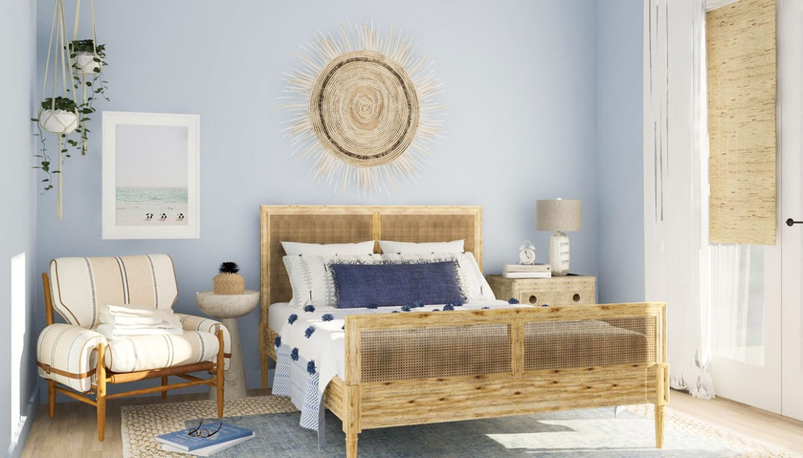 9 Best Blue Bedroom Ideas from Modsy Stylists  Modsy Blog - Bedroom Ideas Next
