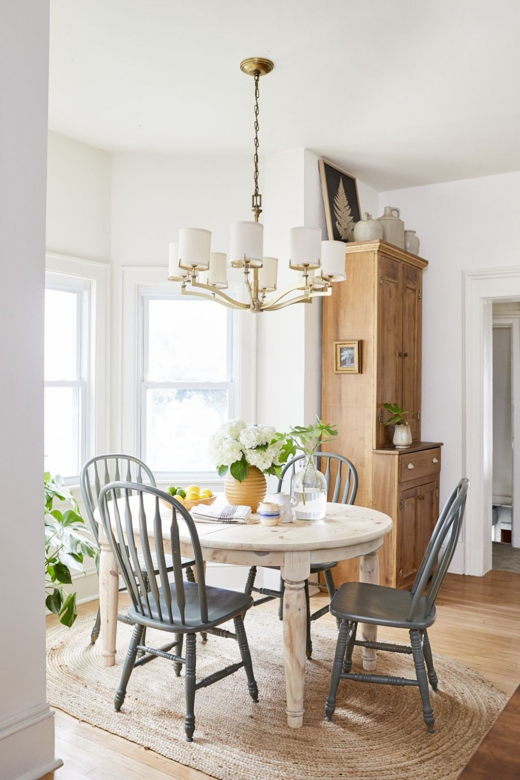 9 Best Dining Room Decorating Ideas - Country Dining Room Decor - Dining Room Ideas With Oak Furniture