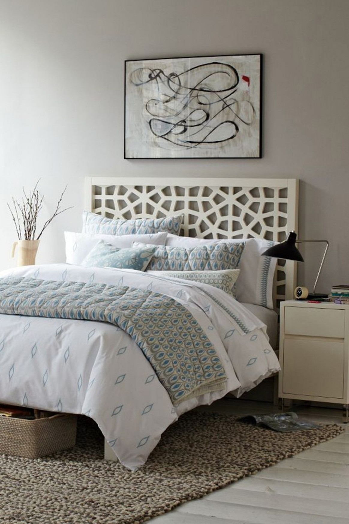 9 Best Headboard Ideas - Unique Designs for Bed Headboards - Bedroom Ideas Headboard