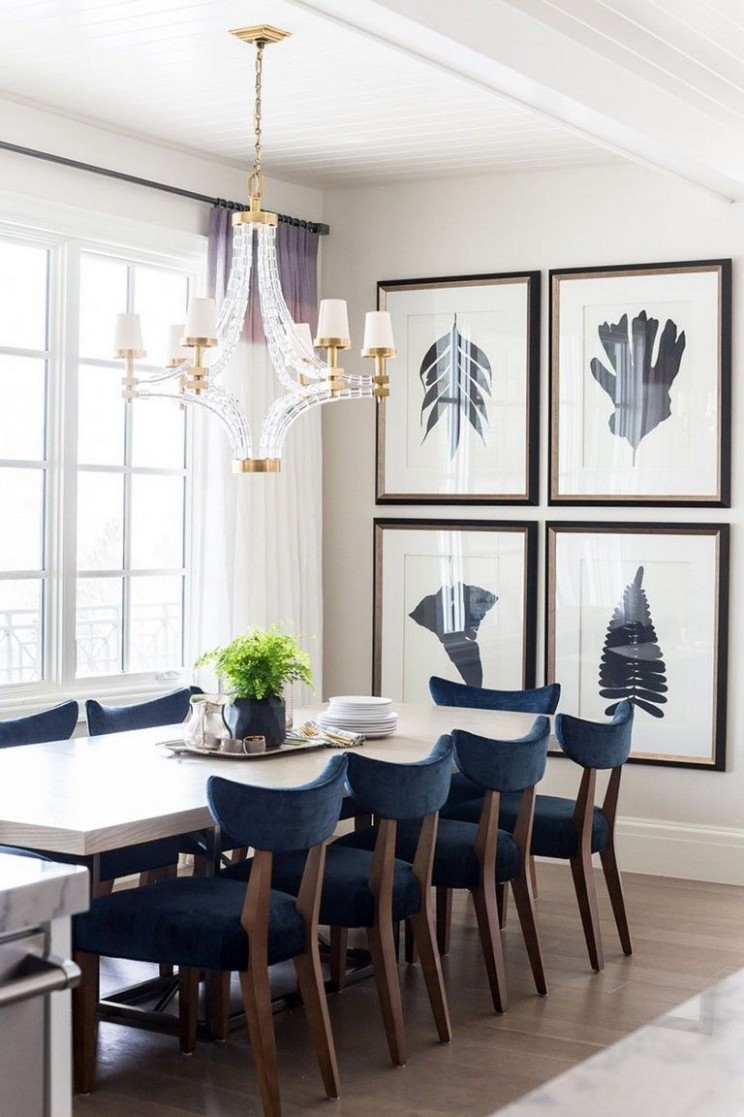 9+ Best Kitchen Wall Art Ideas to Makes You More Comfortable  - Dining Room Artwork Ideas