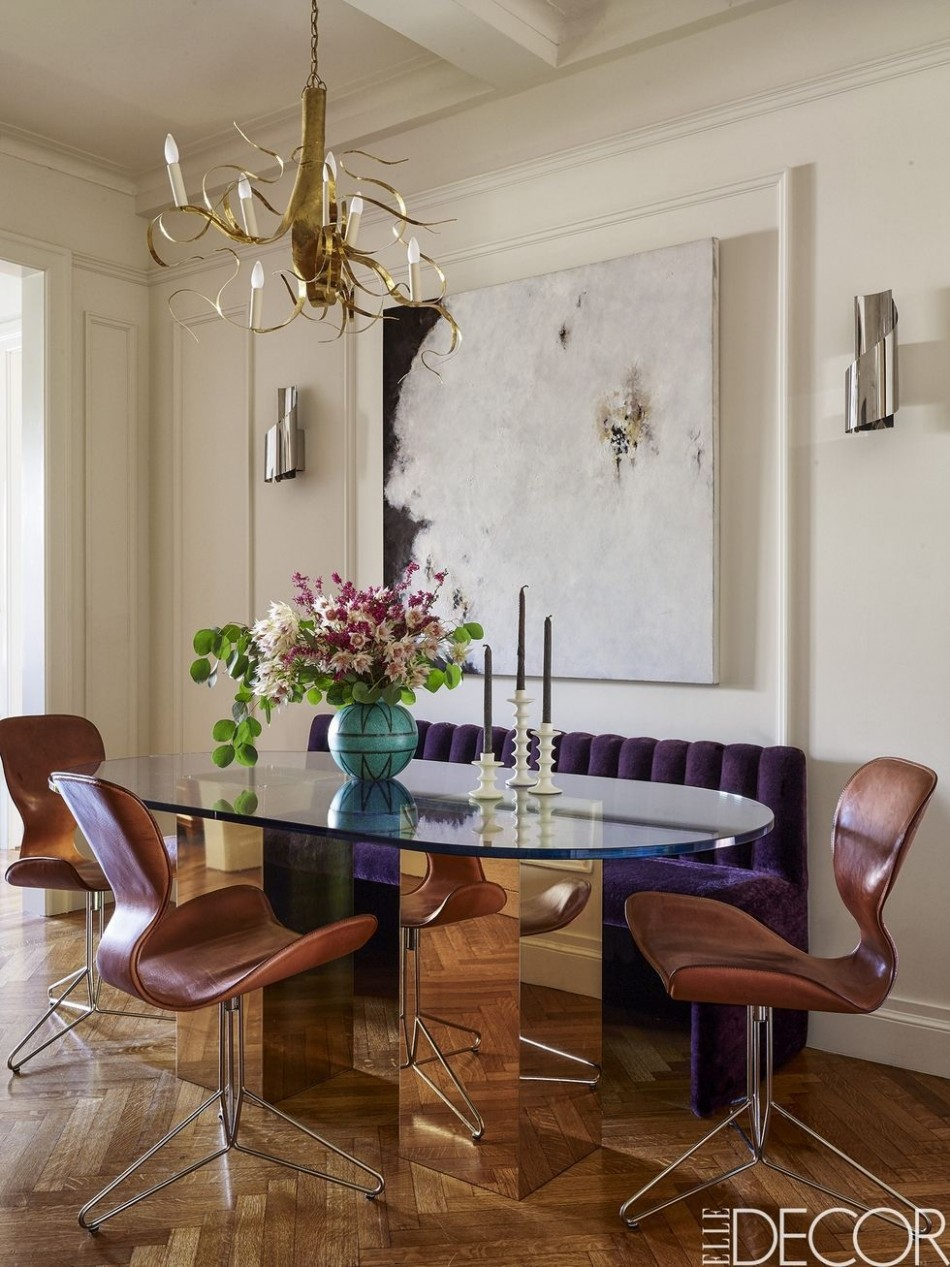 9 Best Wall Decor Ideas - How to Decorate a Large Wall - Dining Room Artwork Ideas