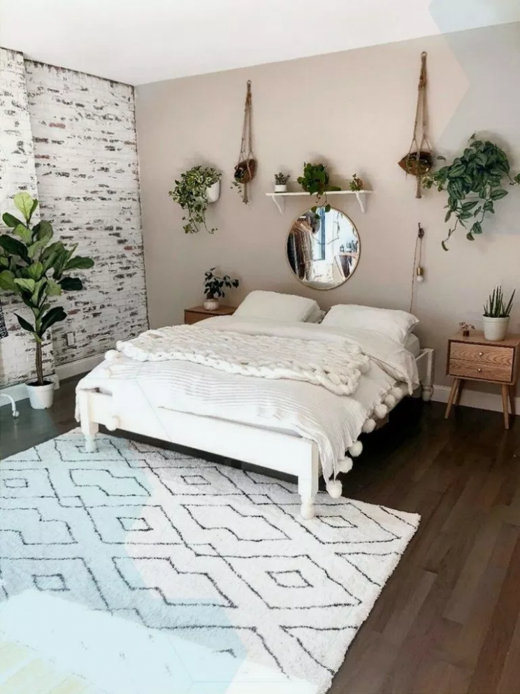 9+ Cheap Bedrooms Makeover Ideas #cheapbedroom #bedroomdesign  - Bedroom Ideas Cheap