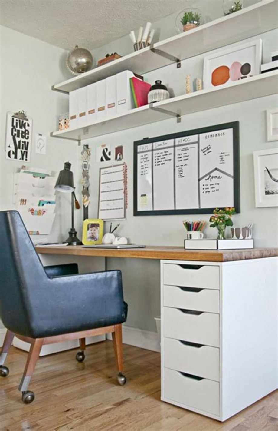 9 Cheap IKEA Home Office Furniture with Design and Decorating  - Home Office Ideas Cheap