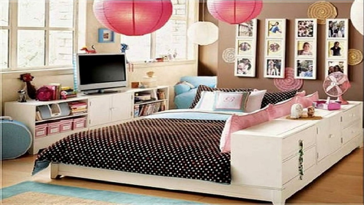 9 Cute Bedroom Ideas for Teenage Girls - Room Ideas - Bedroom Ideas Teenage Girl