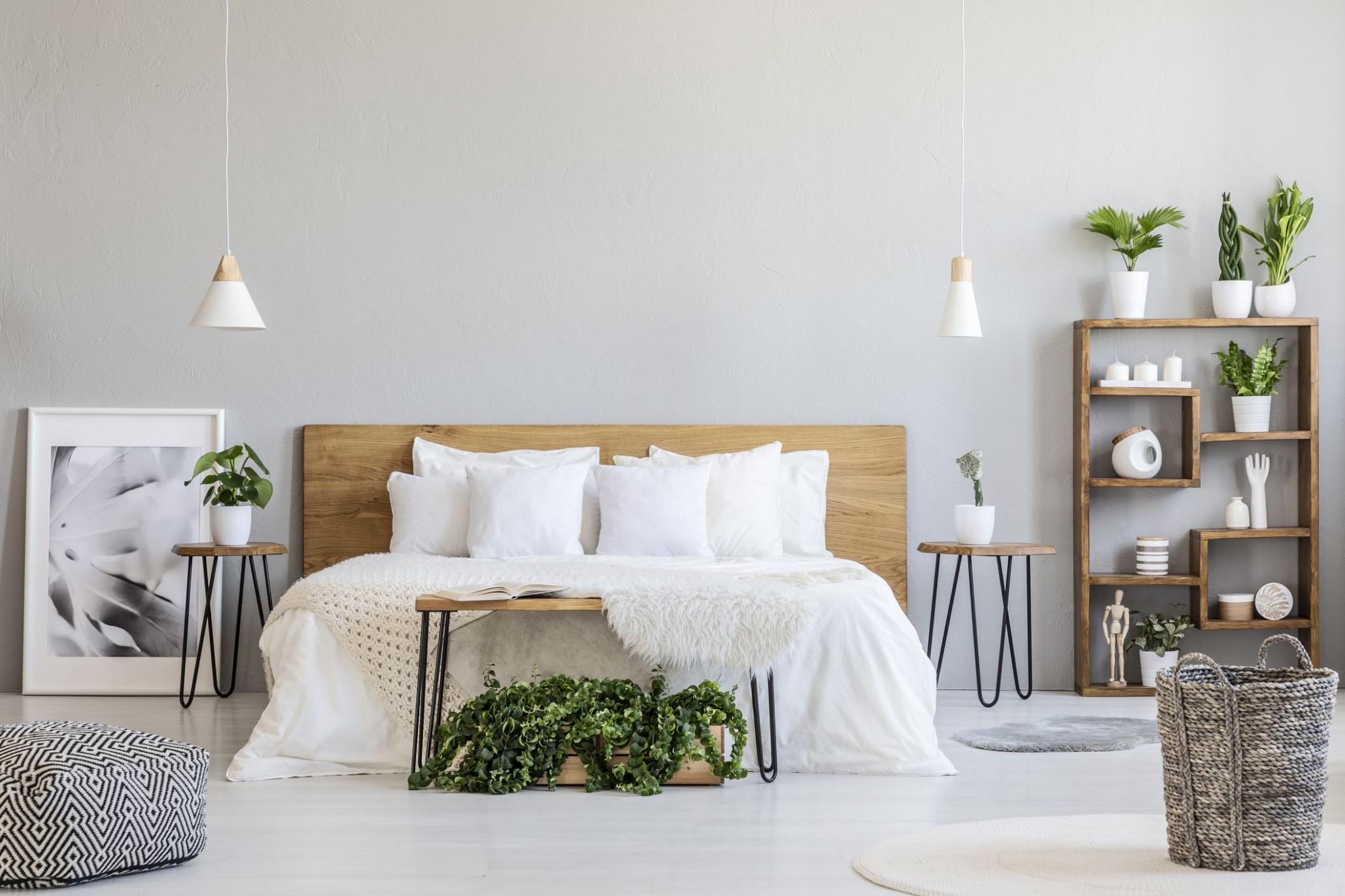 9 DIY Headboard Ideas - How to Make a Headboard - Bedroom Ideas Headboard