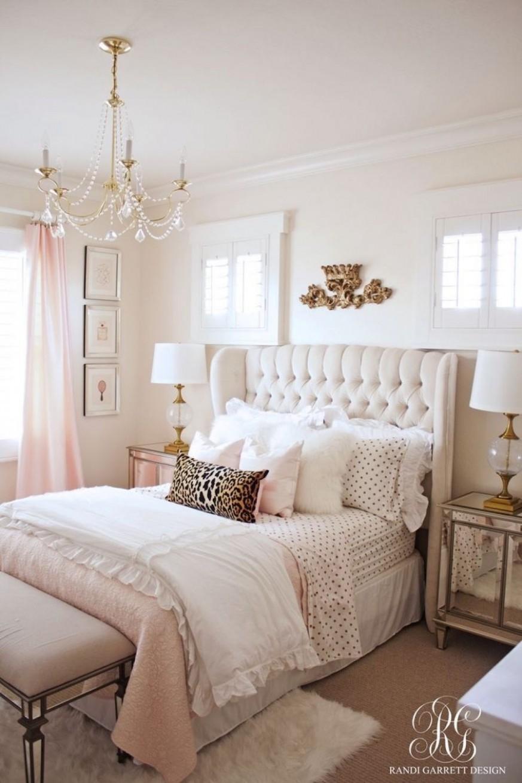 9 Dreamy Decor Ideas for the Bedroom  Girls bedroom makeover  - Bedroom Ideas Headboard