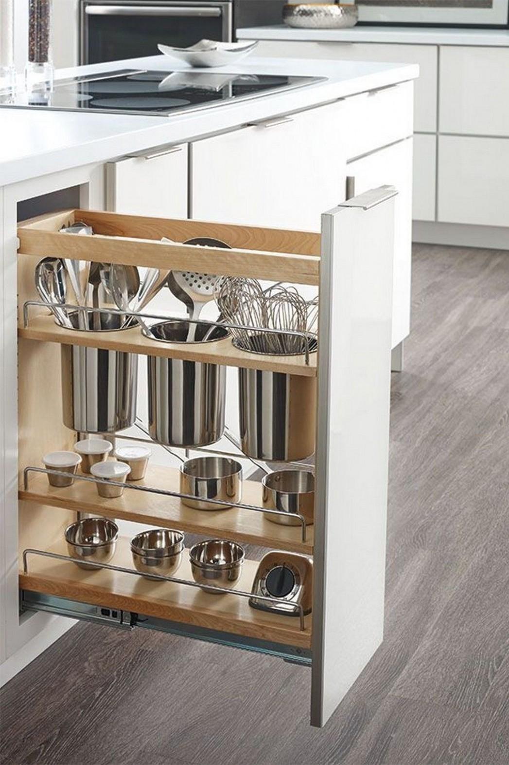 9 Ingenious Kitchen Cabinetry Design Ideas https  - 26 X10