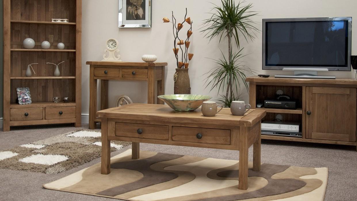 9 Oak Furniture Living Room Ideas  House of Oak - Dining Room Ideas Oak Furniture