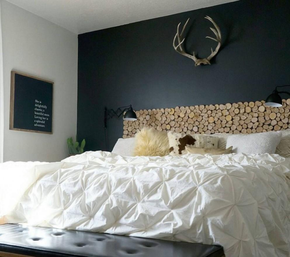 9 stylish headboard alternatives that will transform your bedroom - Bedroom Ideas Headboard