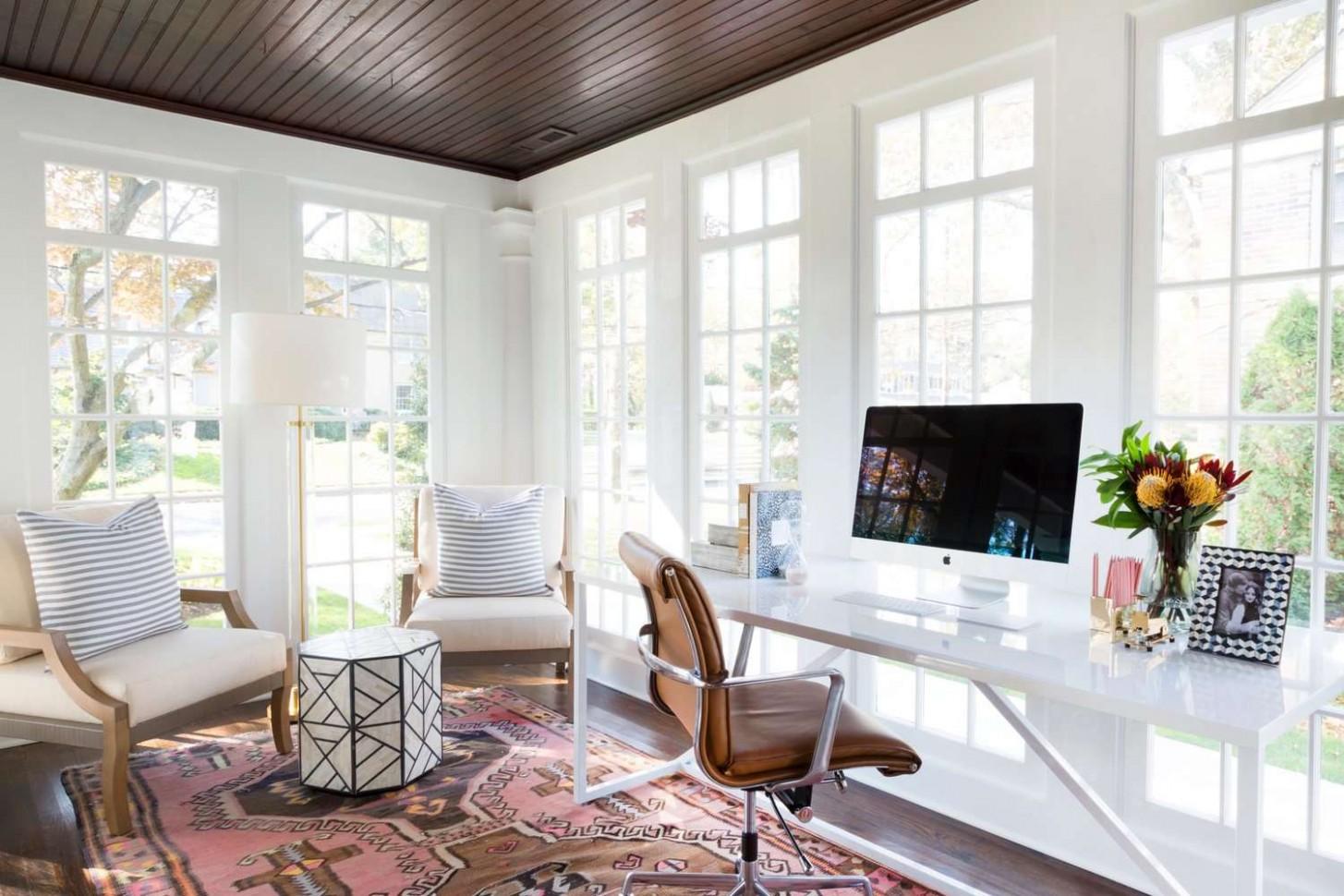 9 Sunroom Decor Ideas to Brighten Your Space - Sunroom Ideas For Office
