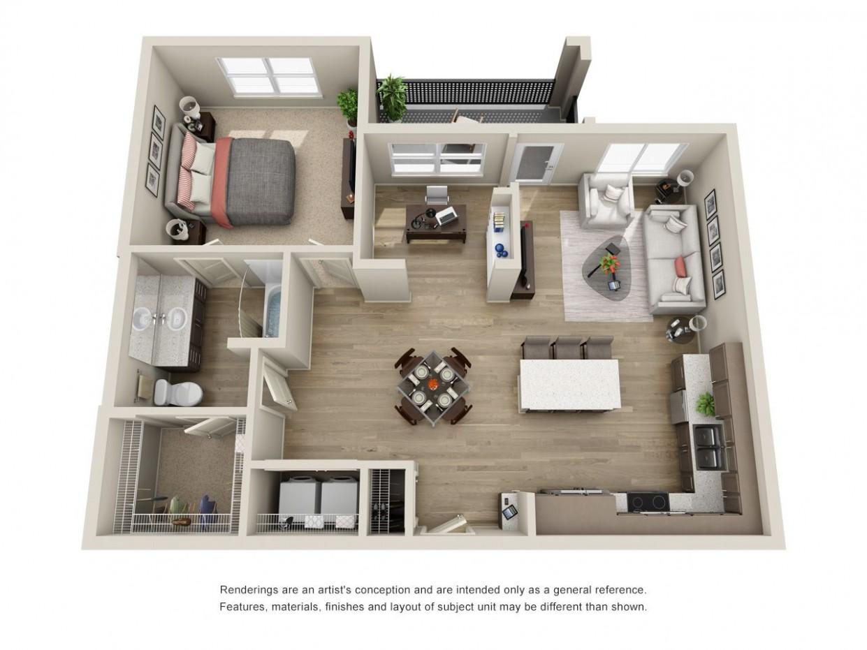 A8 - 8 Bedroom + Den - 8 sq.ft