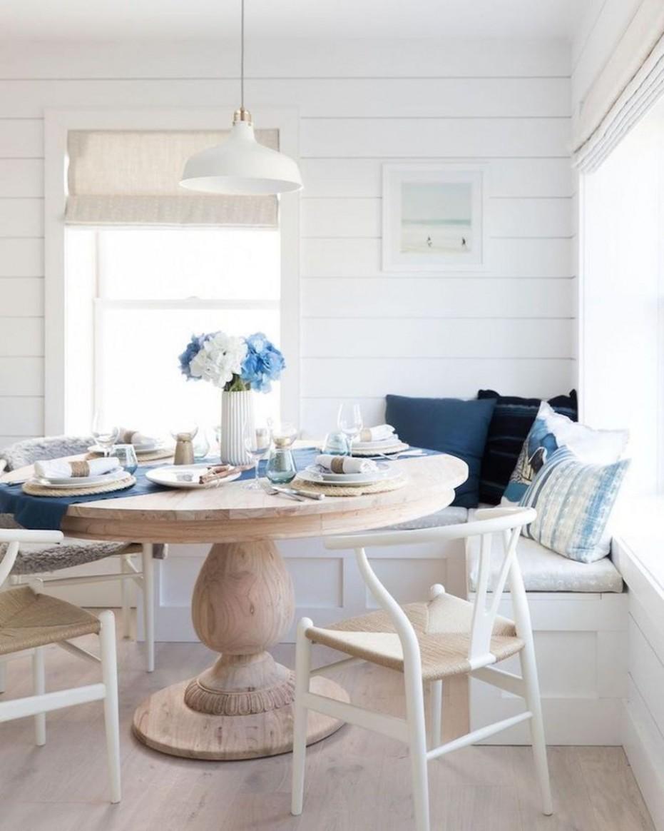 Amazing Nautical Dining Room Decor Ideas 8 - Trendehouse - Nautical Dining Room Ideas