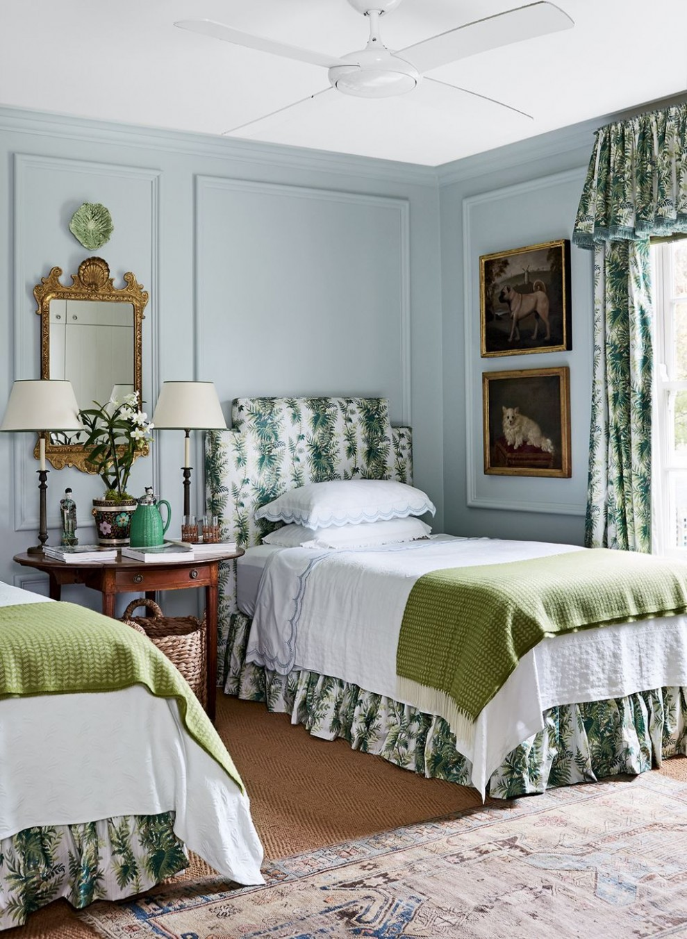 An Australian home packed with English country house style  - Bedroom Ideas English Country