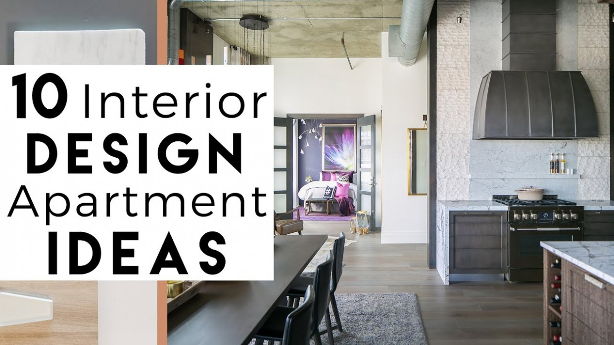 Apartment Design  TOP 9 Interior Design IDEAS - Apartment Design Youtube