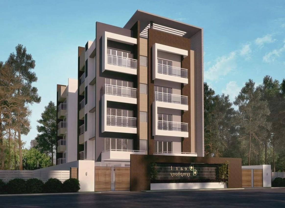 Apartment Elevation Design Ideas - Modern Home Design  Apartments  - Apartment Design Elevation
