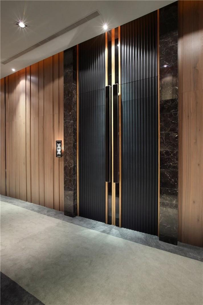 apartment entry door signage sizes - Google Search  Arsitektur  - Apartment Main Door Design
