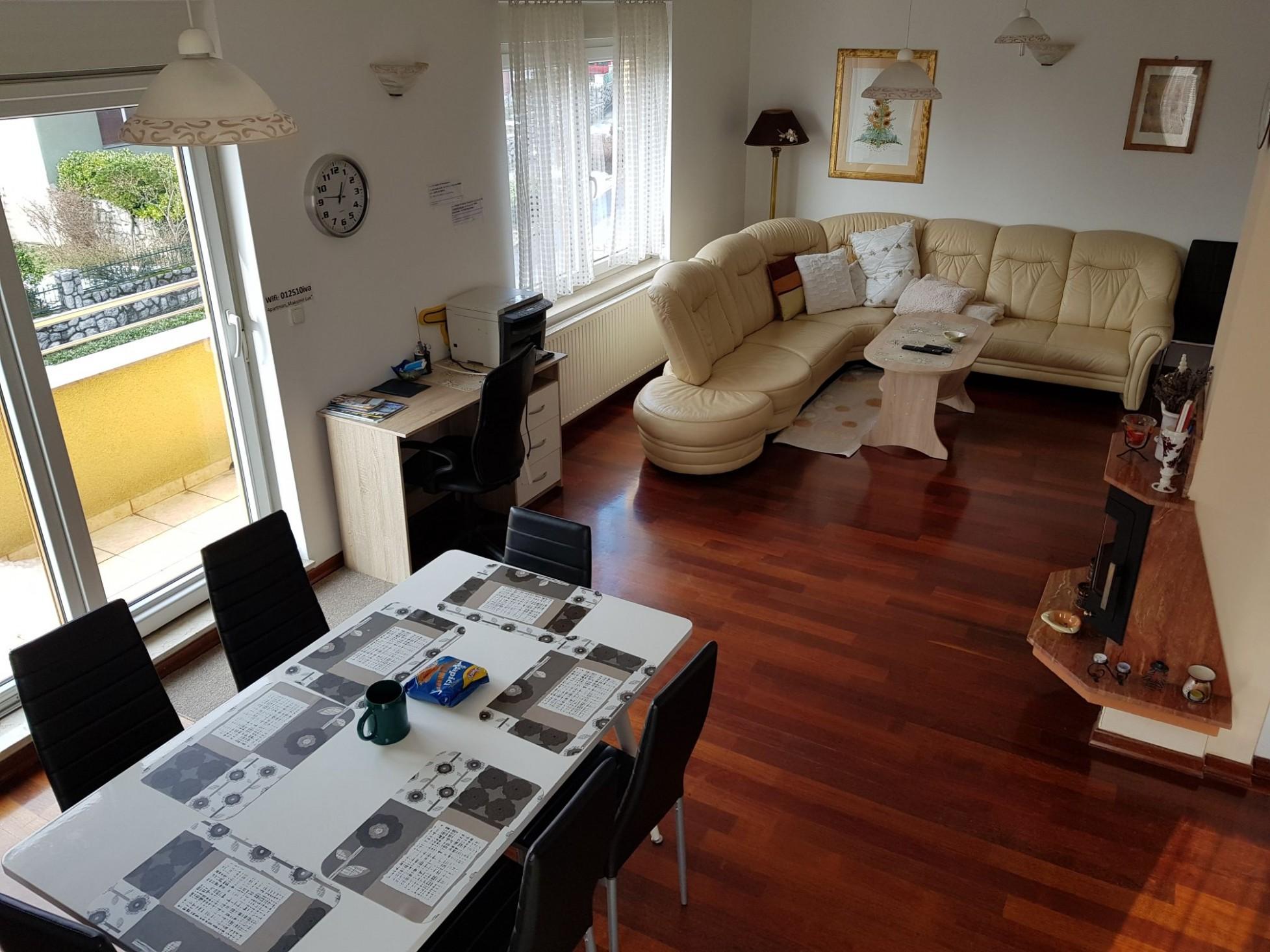 "Apartment ""Maksimir Lux"" ****Zagreb, 10 m10 duplex - Apartments  - Apartment Design Maksimir"