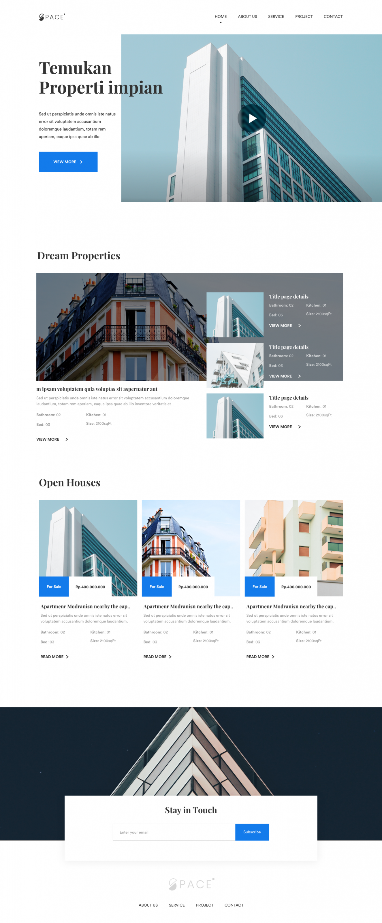 Apartment web design  Website design inspiration, Website design  - Apartment Website Design Inspiration