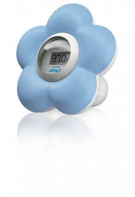 Baby Bath and Room Thermometer - Baby Room And Bath Thermometer