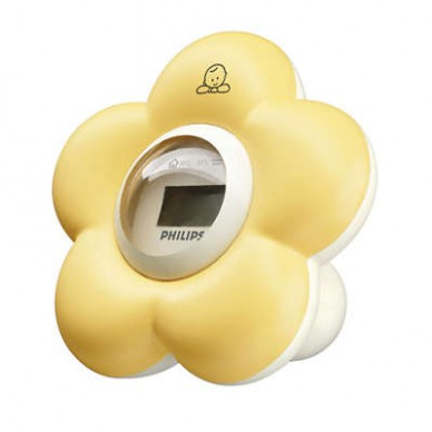 Baby Bath and Room Thermometer SCH9/9  Avent - Baby Room And Bath Thermometer