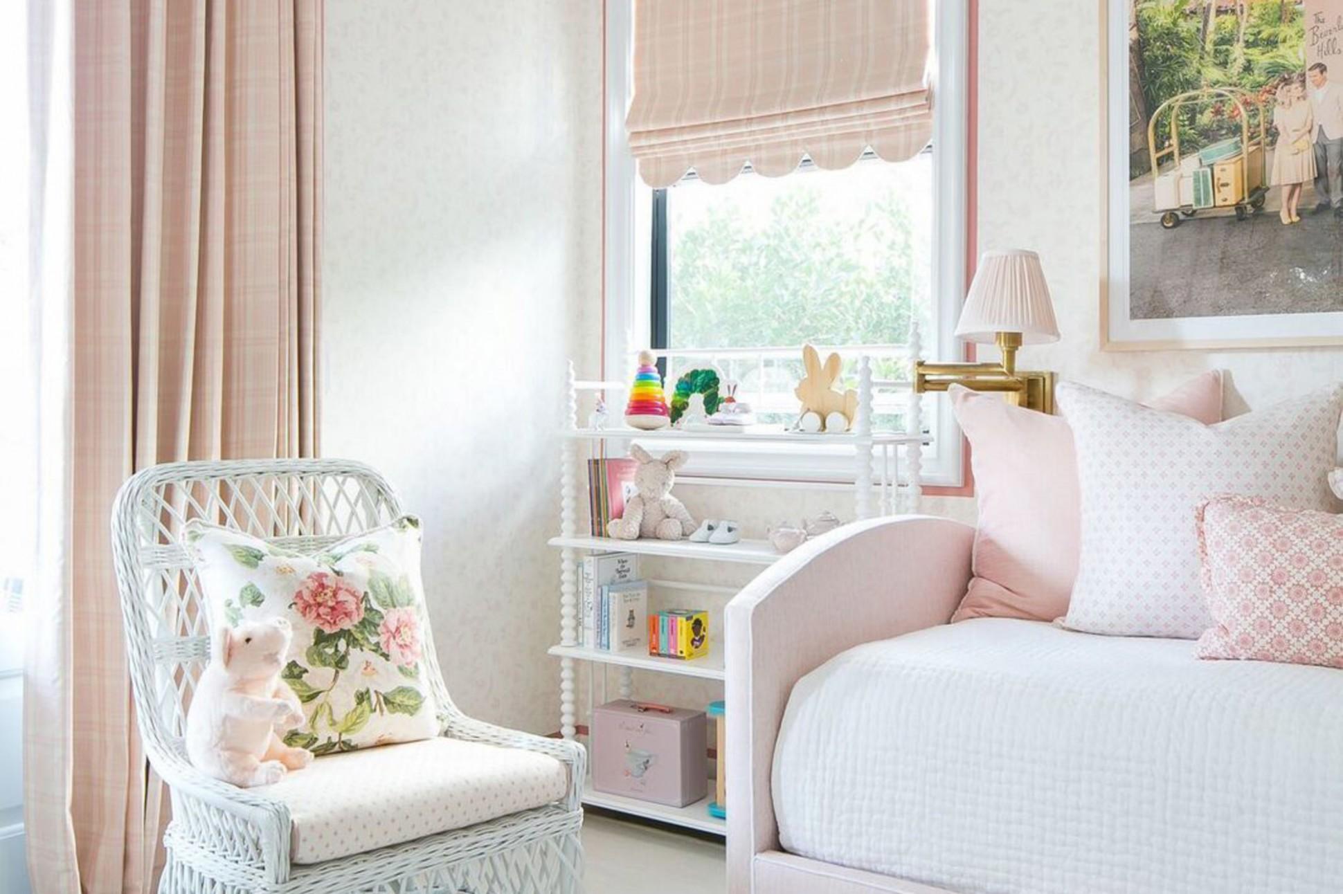Baby Pink Nursery vs