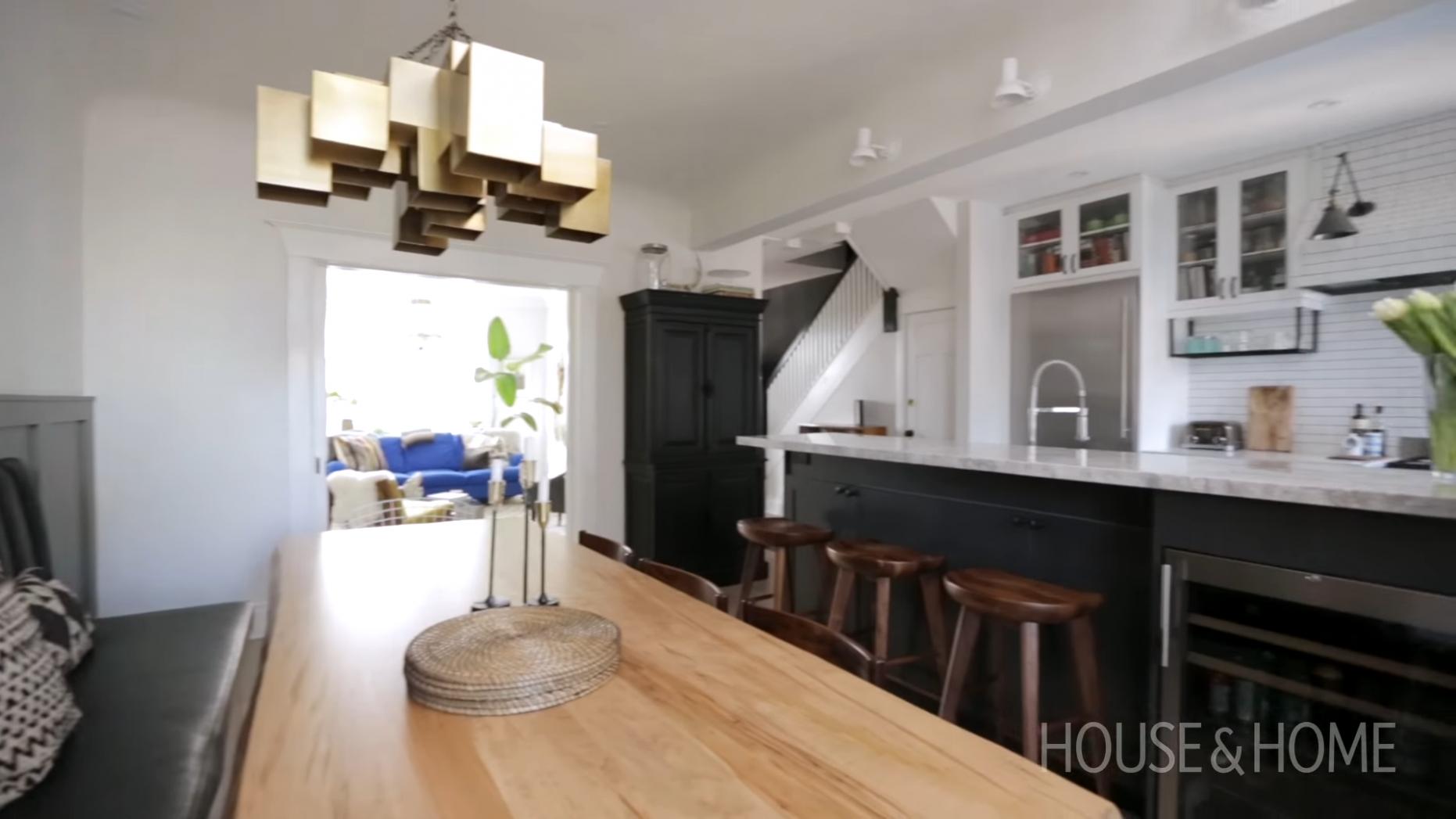 banquette ideas, modern, clean kitchen, dining room replacement  - Dining Room Replacement Ideas