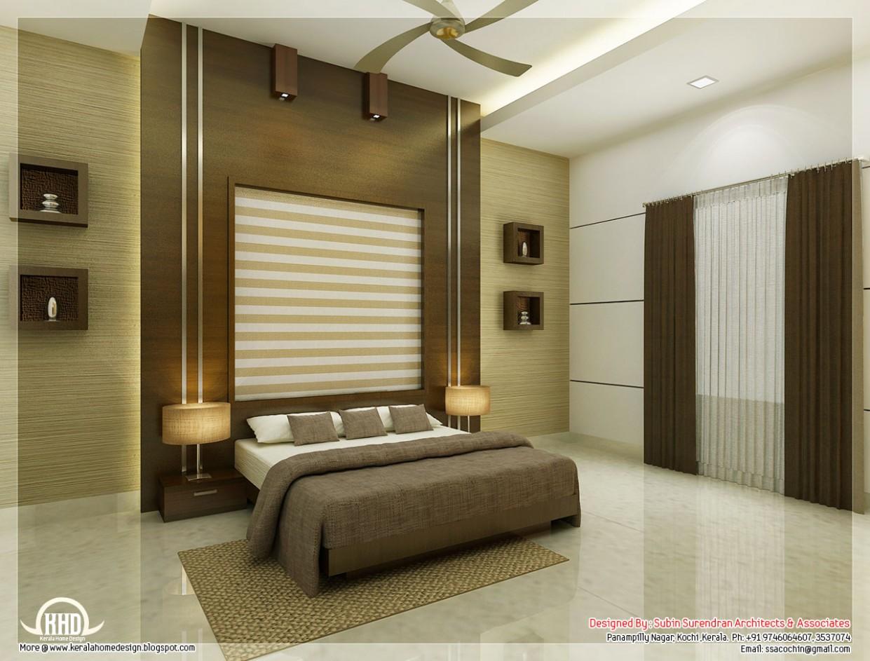Beautiful Bedroom Interior Designs Kerala Home Design Floor – DecorPad - Bedroom Ideas Kerala