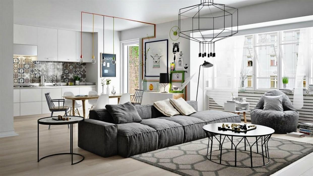 Beautiful Scandinavian Interior ideas  Scandinavian Design Living Room - Scandinavian Apartment Decor Ideas