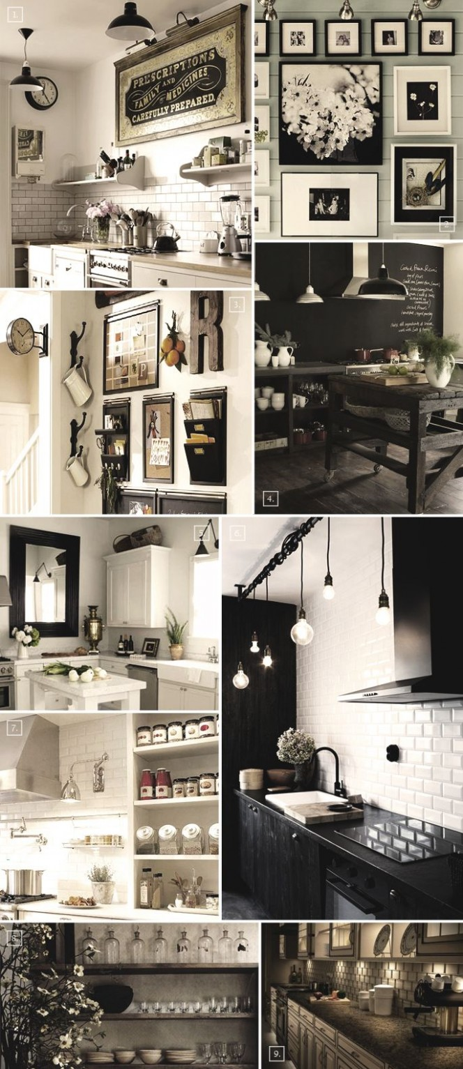 Beautiful Wall Decor Ideas for a Kitchen - Home Tree Atlas  - Apartment Kitchen Wall Decor Ideas