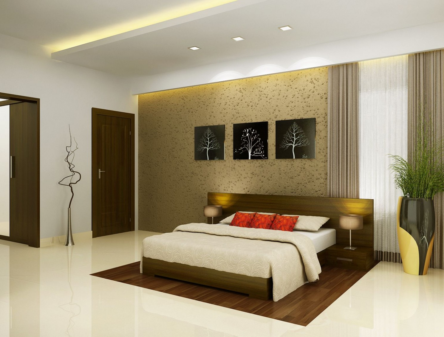 Bedroom Design Ideas Kerala Style  Home Decor - Bedroom Ideas Kerala