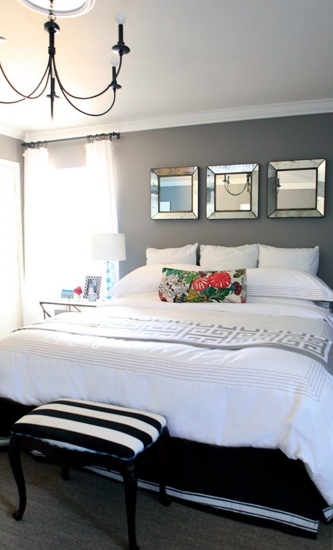 Bedroom Ideas No Headboard  Home Decor - Bedroom Ideas Without Headboard