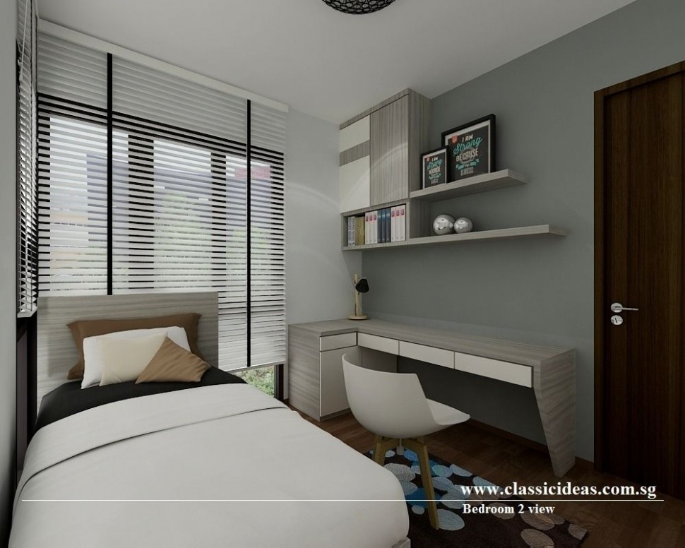 Bedroom Ideas  Singapore  Classic Ideas Design & Build - Bedroom Ideas Singapore
