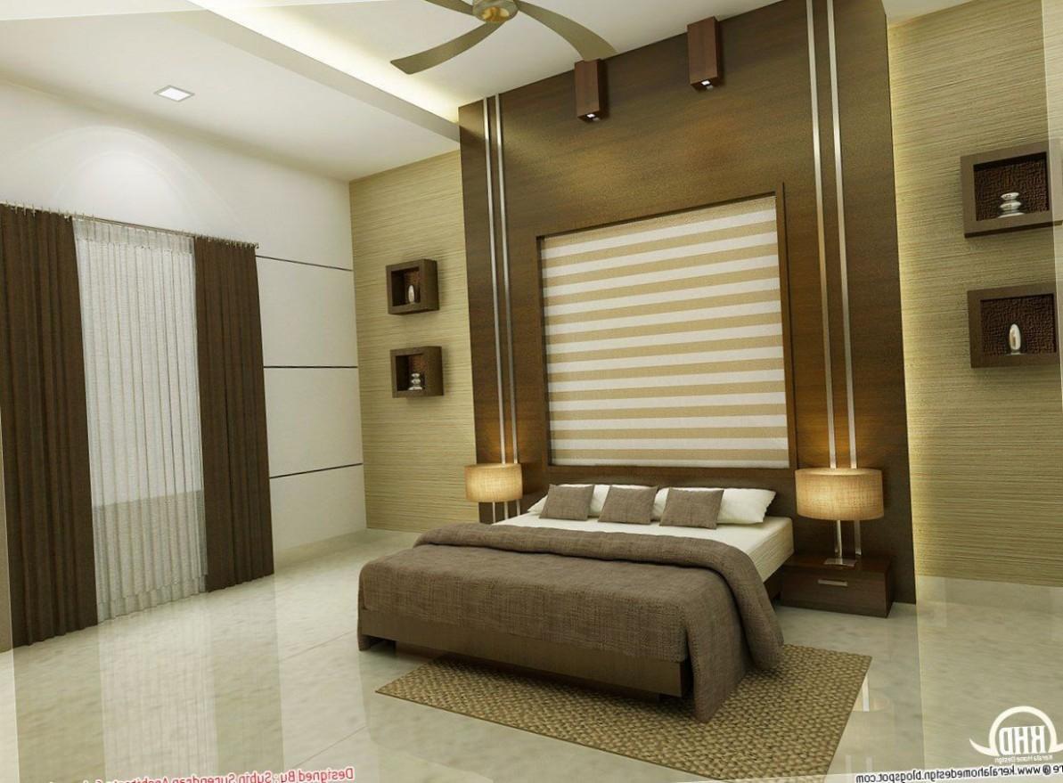 Bedroom Interior Design In Kerala  Master bedroom interior  - Bedroom Ideas Kerala