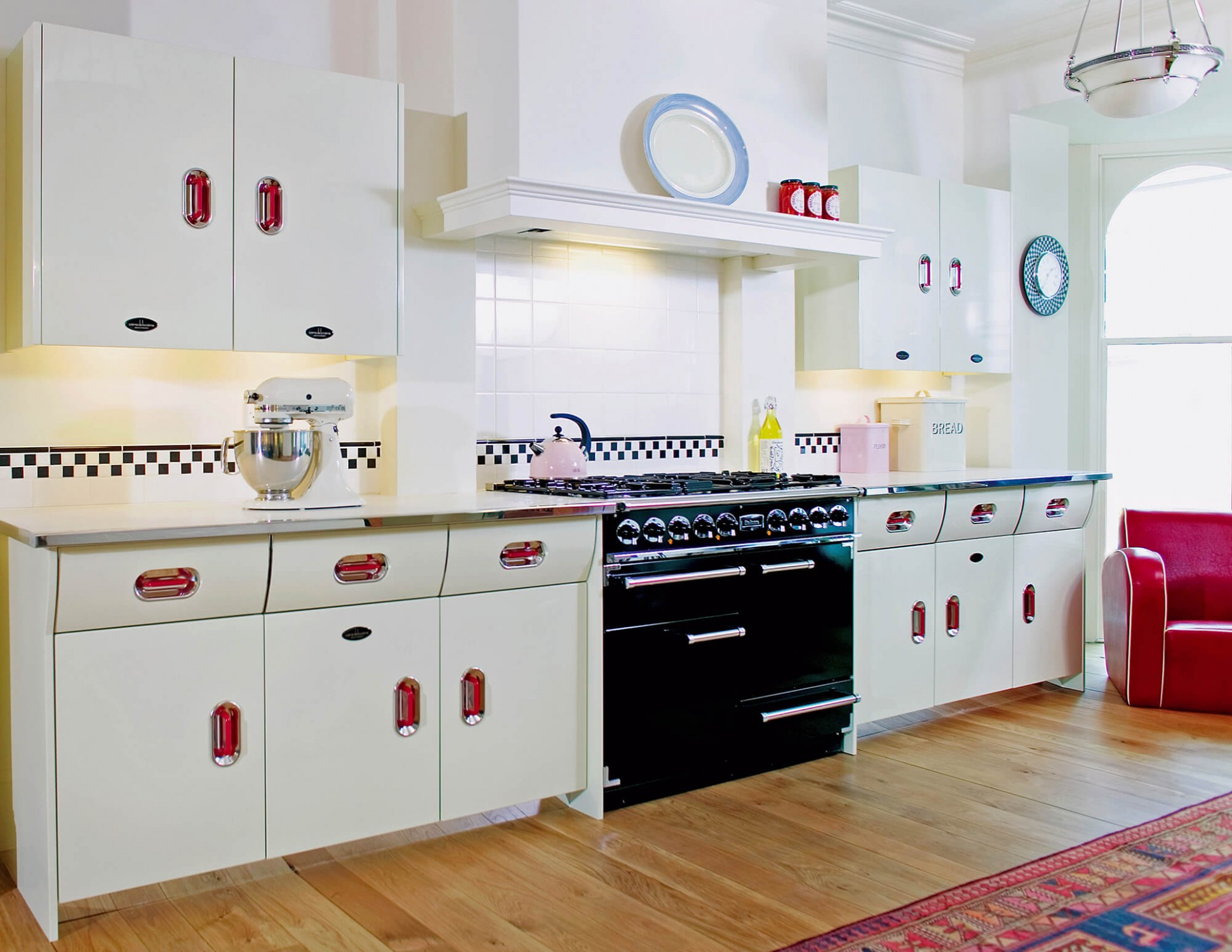 Bespoke Retro Style Kitchens  John Lewis of Hungerford - Free Standing Kitchen Cabinets John Lewis