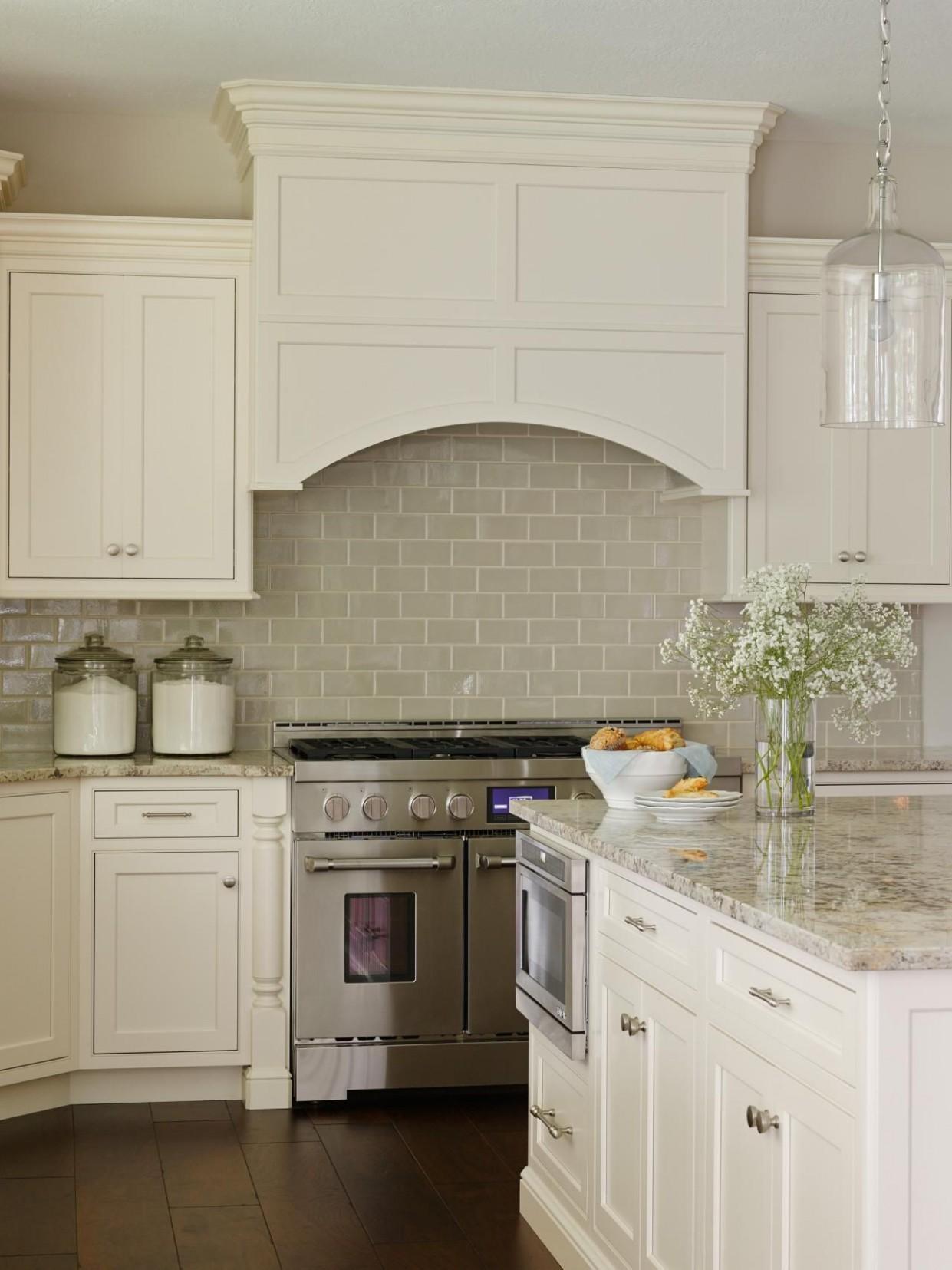 Best Kitchen  Home kitchens, Kitchen remodel, Kitchen inspirations - Kitchen Designs With Off White Cabinets