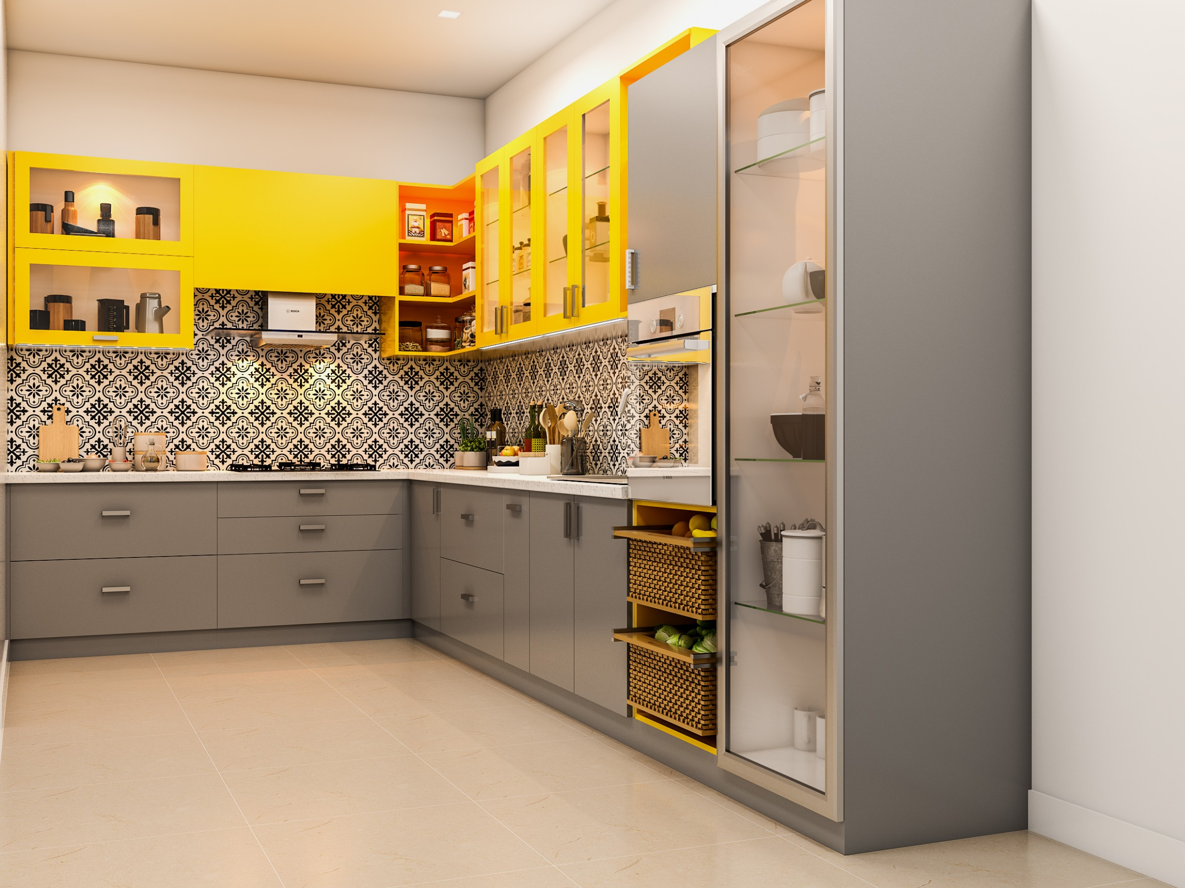 Best Modular Kitchen Designers in Bangalore  Best Interior  - Used Modular Kitchen Cabinets Bangalore