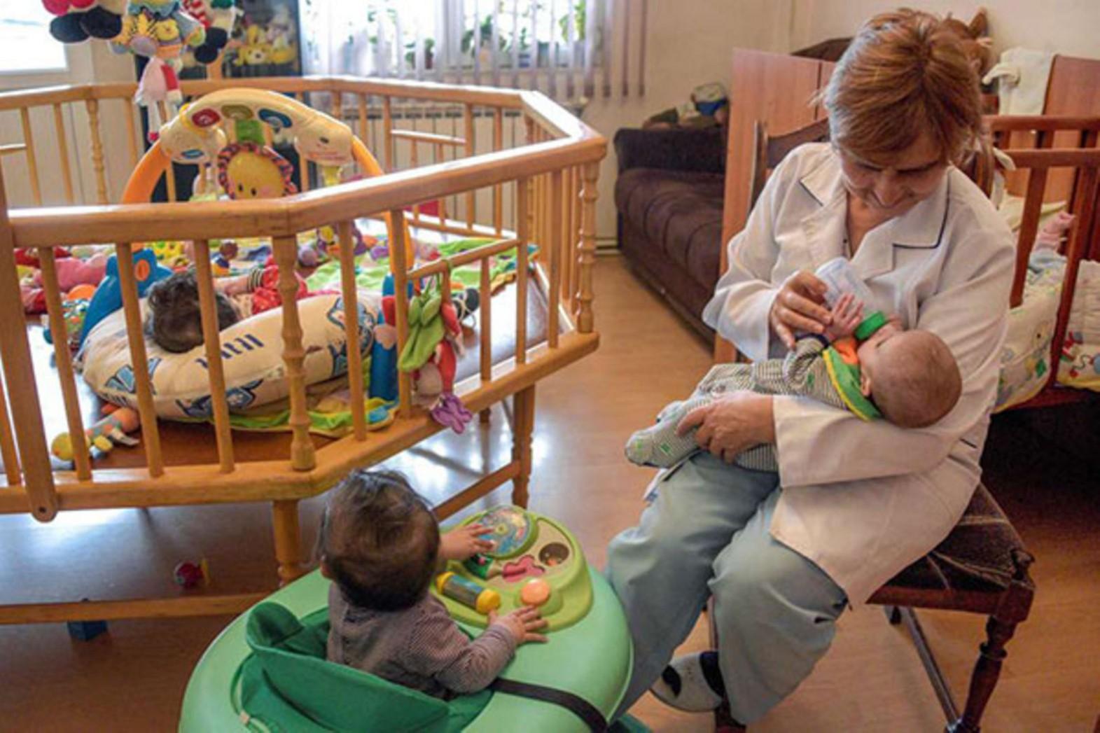 Black market baby adoption scheme shocks Armenia  Nation - Baby Room Yerevan