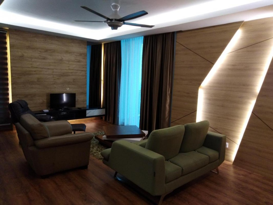 Book Vivacity Jazz 12 Apartment Kuching (CozyLife) 12 in Malaysia  - Baby Room Vivacity