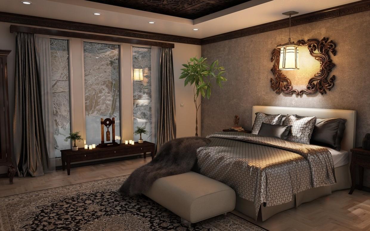 Brown Bedroom Decorating Ideas - Bedroom Design - Bedroom Ideas Brown