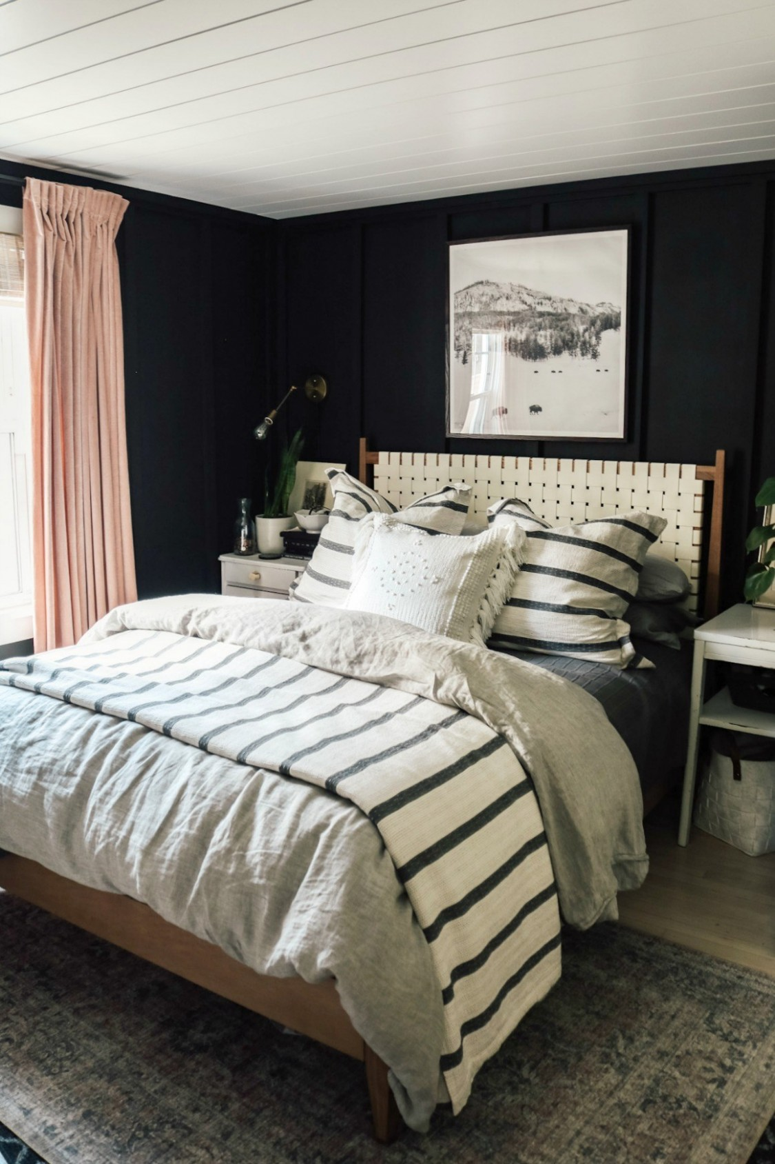 Budget Bedding Ideas - Nesting With Grace - Bedroom Quilt Ideas