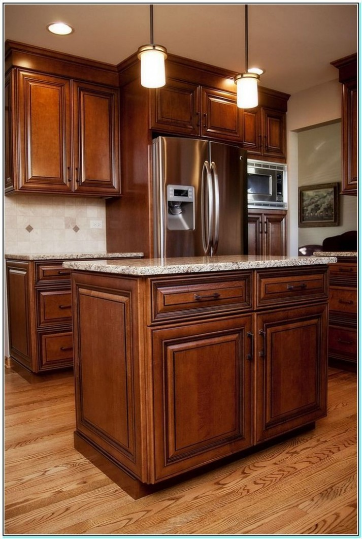 Cabinets cream kitchen with chocolate glaze best maple ideas  - Titan Maple Glaze Kitchen Cabinets